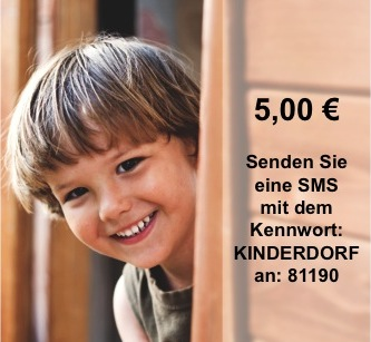 Charity SMS Kinderdorf